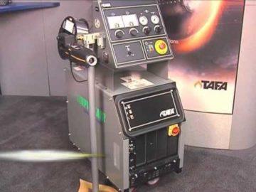 Tafa Arc Spray Systems