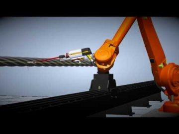 ABB Robotics - Thermal Spraying with Praxair TAFA